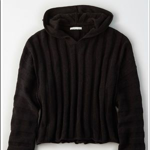 Black cozy sweater!